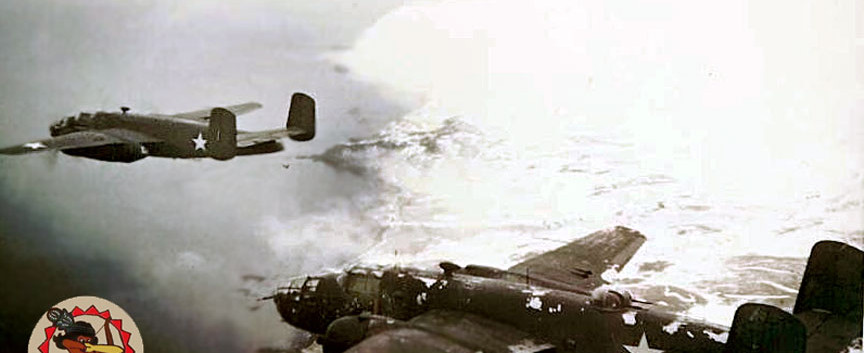 B-25D 77th BS