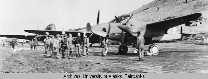 P-38 Alaska