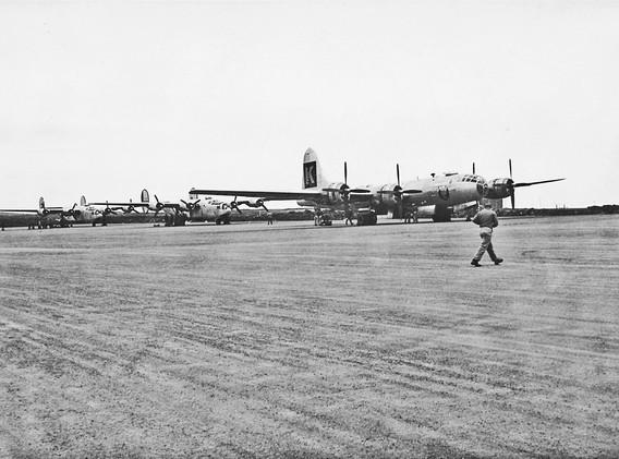Amchitka Sept 28 1945