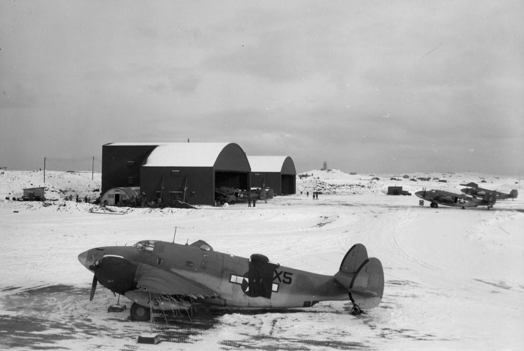 33345/X5 November 1943 Amchitka