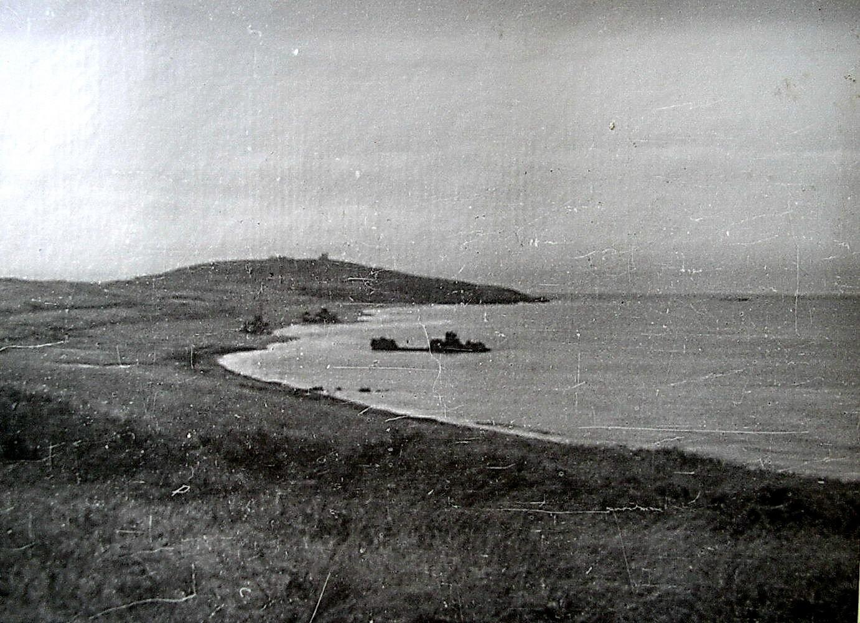 Пляж Такеда после войны