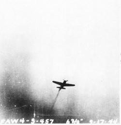 Japanese fighter shot from 74V