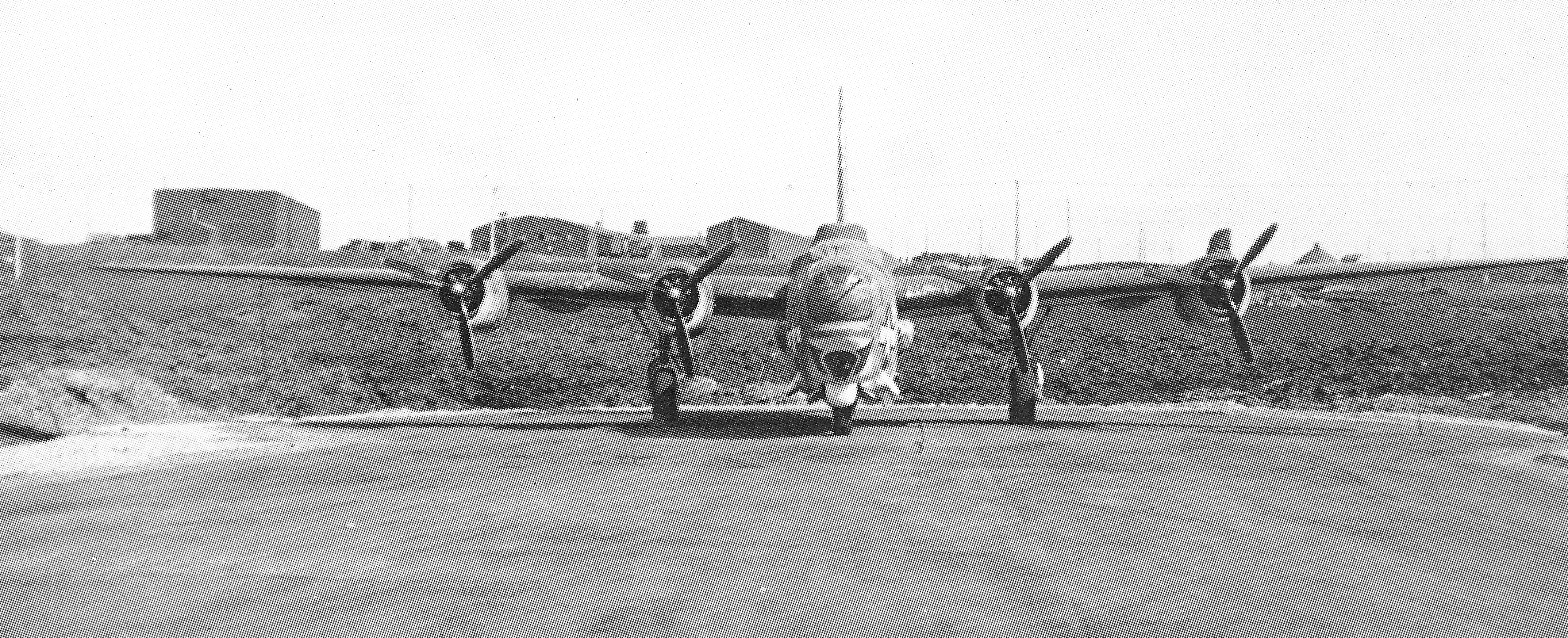59745 90V  The Black  Sheep VPB-120 Shemya Aleutian Islands 08-1945