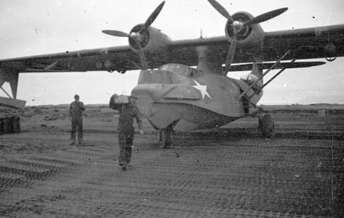 VP-43 PBY-5A Amchitka Spring 1943