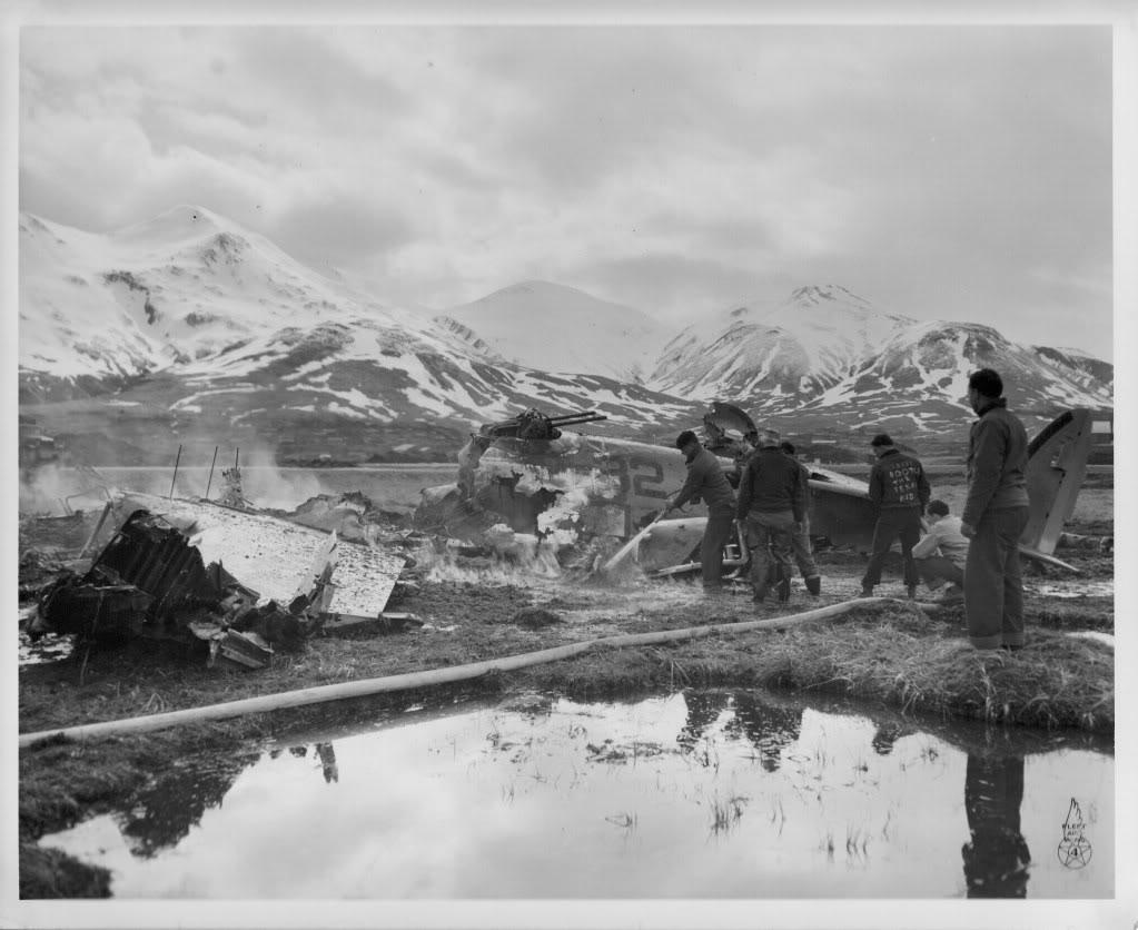 PV-1 losses, Aleutian squadrons
