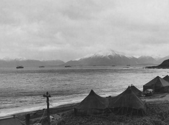 Attu, First Snow 1943