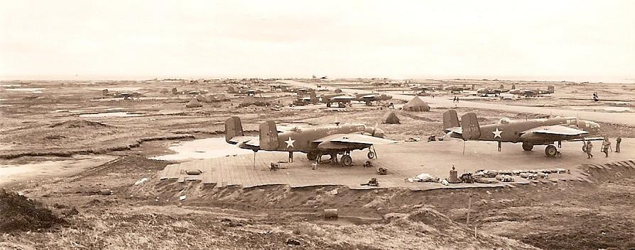 B-25s Amchitka