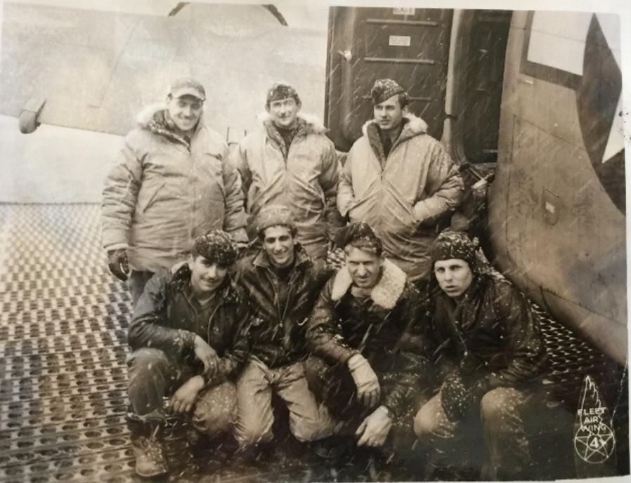 Schuette's crew 19 May 1944