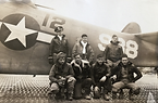 Lt Jack English, USN, and his PV-1 crew VPB-135 Attu