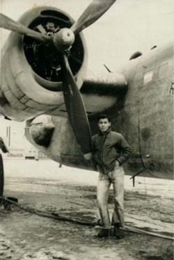 "Unknown BuNo, VPB-120, ""R..."""