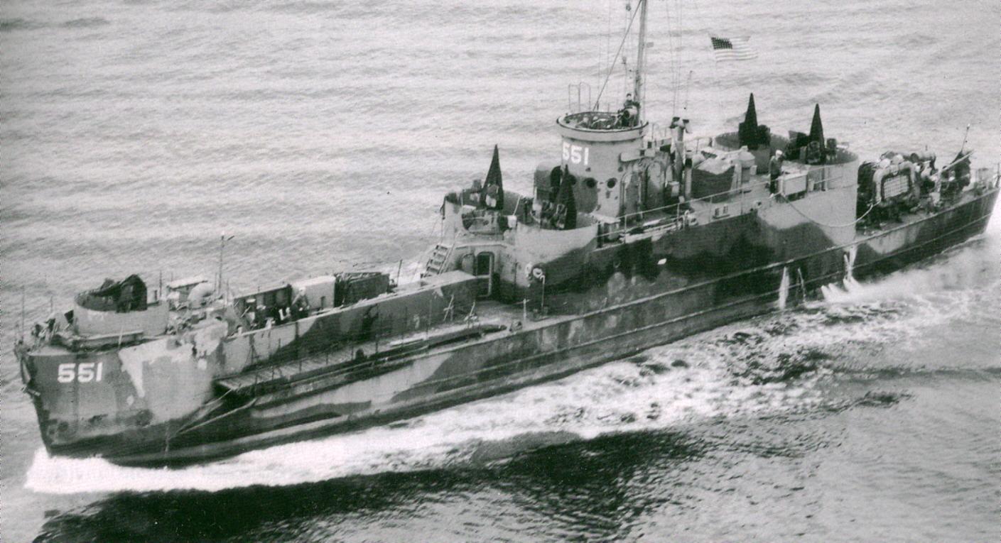USS LCI(L)-551/ДС-48