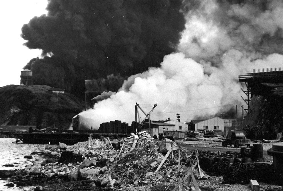 Dutch Harbor June-4-1942