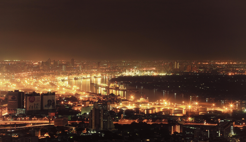 Chang Rai river, Bangkok