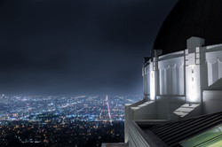 Griffith Observatory, California