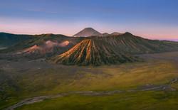 Volcanos, Indonesia