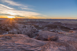 Petrified Forest Valley, Arizona