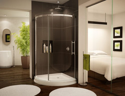 cool-corner-rounded-doors-shower-glass-to-design-your-decorating