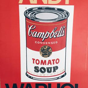 Exposición de Andy Warhol