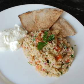 ¿Cómo preparar Tabule de Quinoa ?