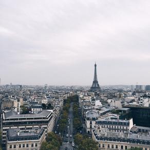 ¿Cómo enamorarte de París en 4 días? / How to fall in love with Paris in 4 days.