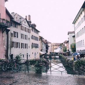Annecy: la Venecia de Francia... / The french Venice.