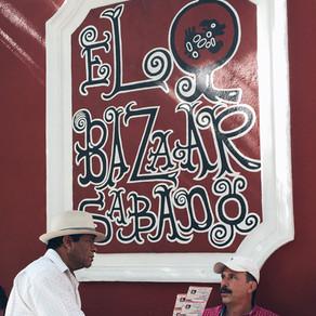 Bazaar Sábado: Bazar de arte en la Ciudad de México.
