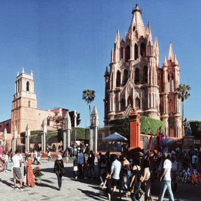 Weekend Getaway: Cadereyta, Querétaro y San Miguel.
