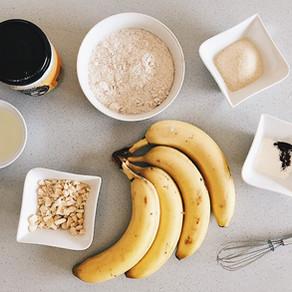 Panque de plátano vegano/Vegan Banana Bread🍌