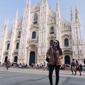 Italia: Milán y Genova...
