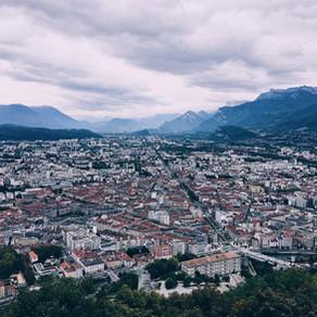 Un fin de semana en Grenoble, Francia. / A weekend in Grenoble, France.