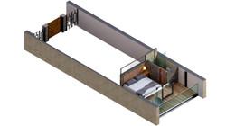isometria casa 3 PA