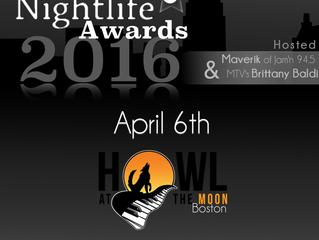 Boston Nightlife Awards 2016
