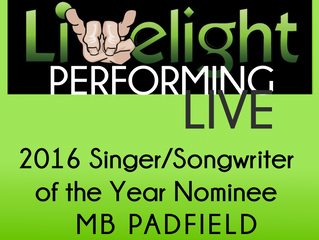 Performing at the 2016 Limelight Music Awards
