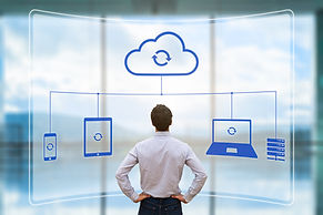 Cloud synchronizing between devices conc