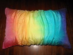 Rainbow Silk Dying Workshop