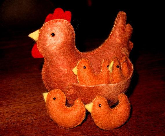 Mamma Chicken