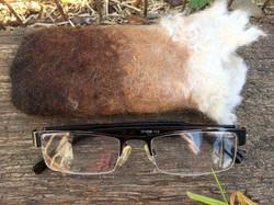 Felted Glasses Case Workshop