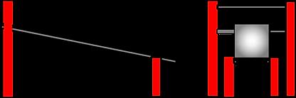 SP 512 rekbanktoestel; buikspieroefening