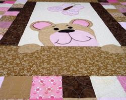 JBuss Applique Baby Quilt 1