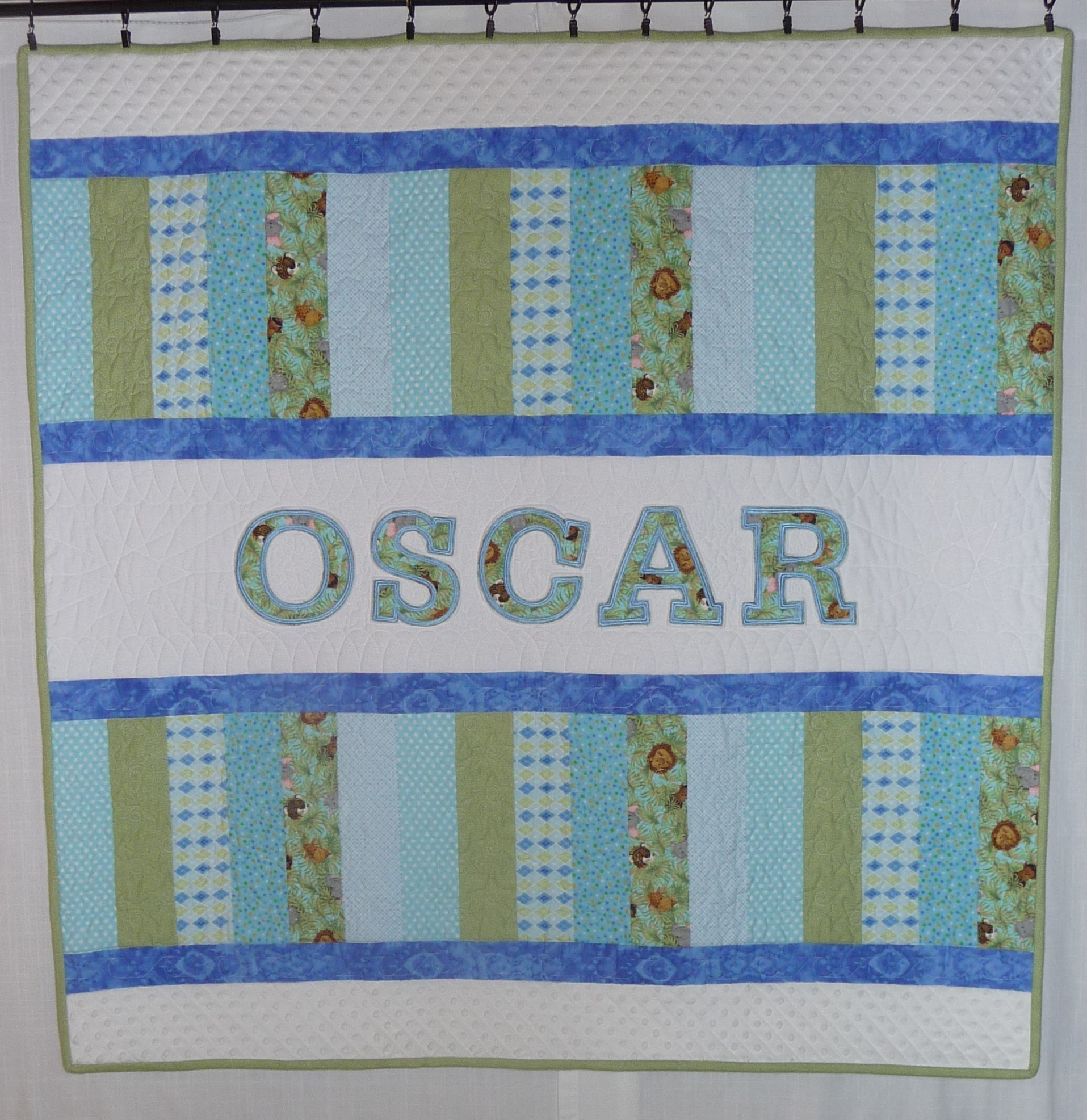 Oscar Quilt (2)