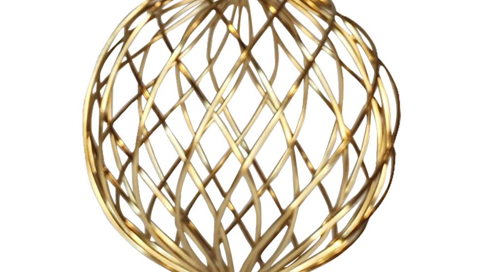 Gold Decorative Ball