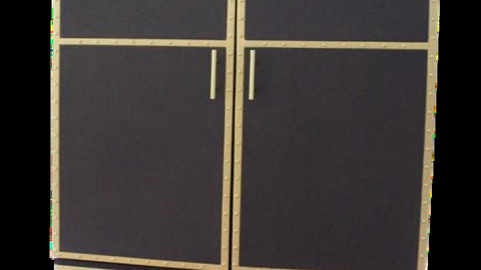Expandable Bar Cabinet