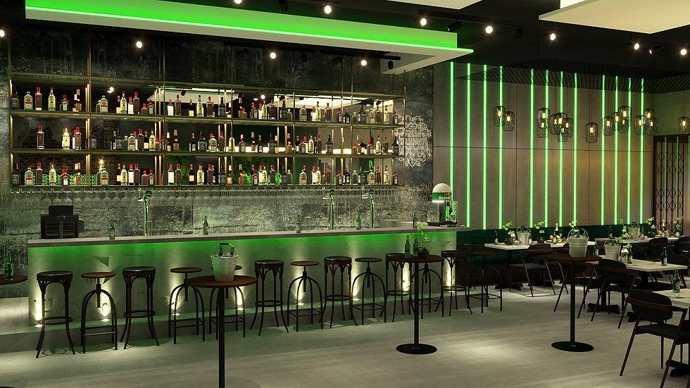 Heineken Bar