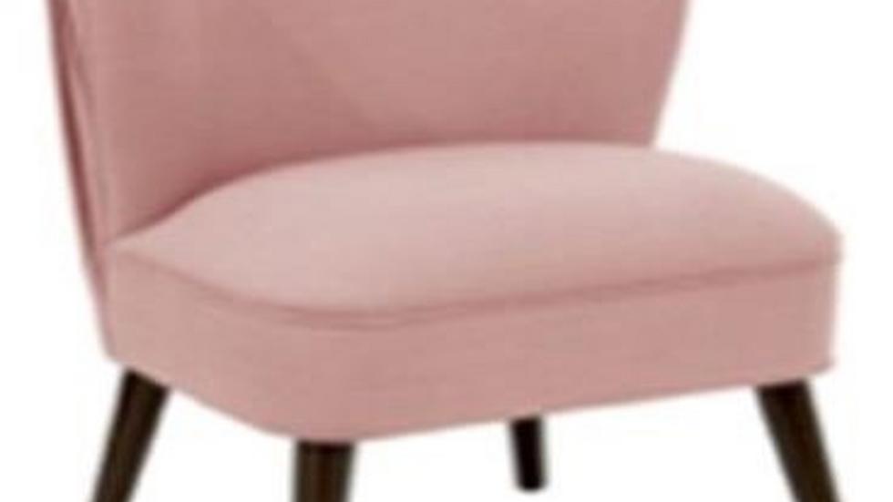 Marilyn Pleated Back Chair