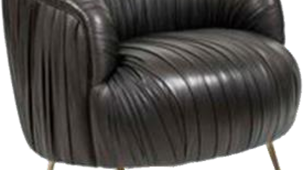 Pouf Pleated Armchair