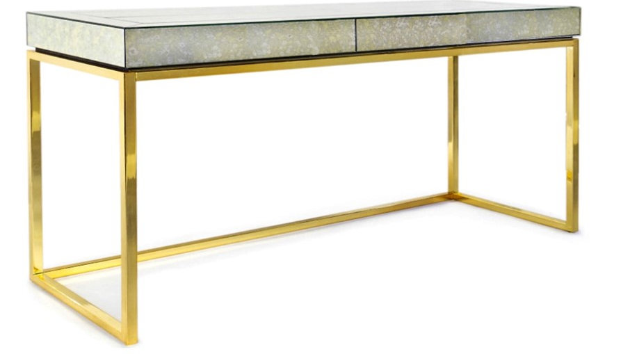 Luxe Console Table (with 2 Drawers)