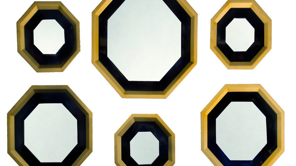 Melbourne Octagon Mirrors