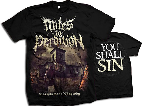 Blasphemous Rhapsody Shirt