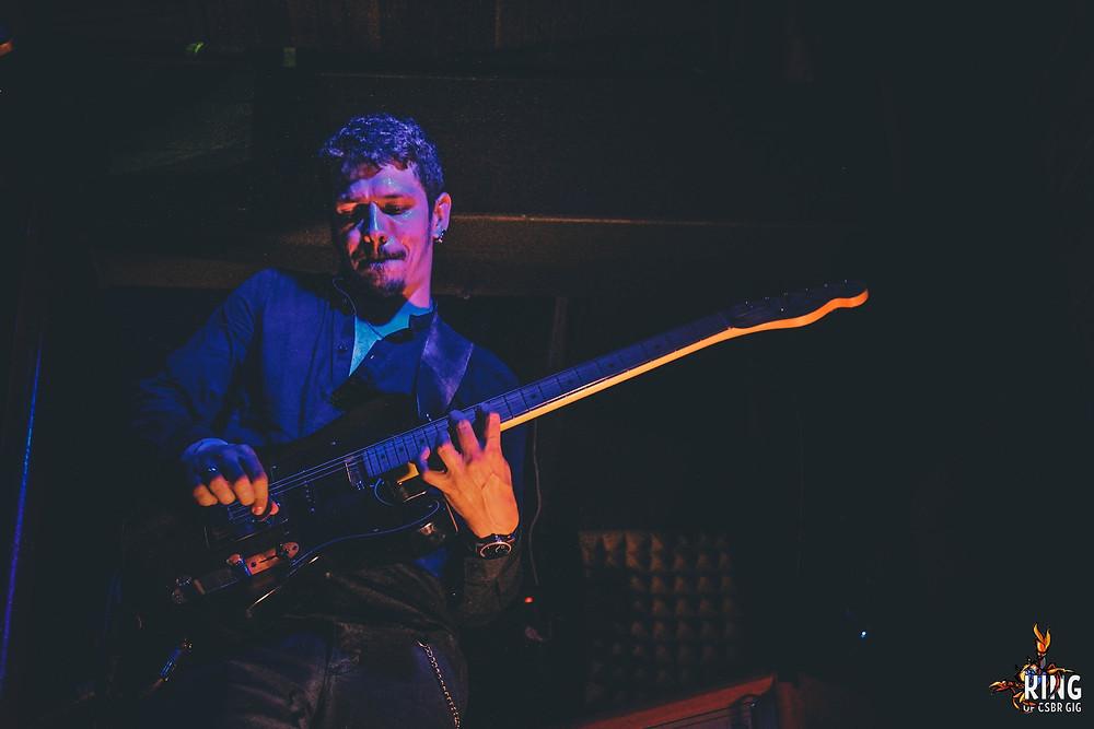 Александр Ловягин (гитара)