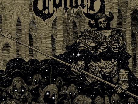 Conan — Existential Void Guardian (2018, Napalm Records)